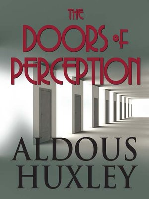cover image of The Doors of Perception