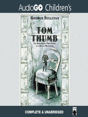 cover image of Tom Thumb