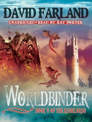 cover image of Worldbinder