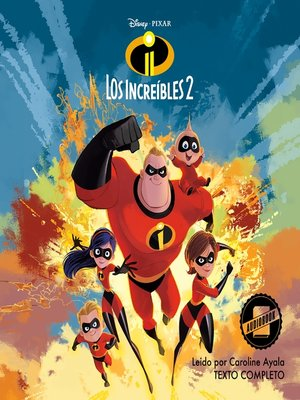 cover image of The Incredibles 2