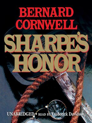 cover image of Sharpe's Honor: Richard Sharpe and the Vitoria Campaign, February to June 1813