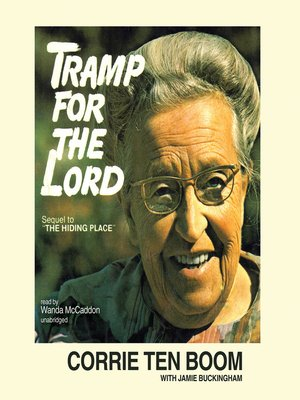 cover image of Tramp for the Lord