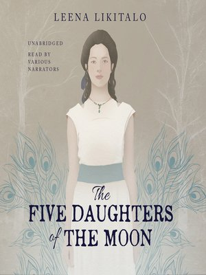 cover image of The Five Daughters of the Moon