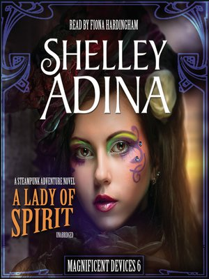 cover image of A Lady of Spirit