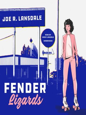 cover image of Fender Lizards