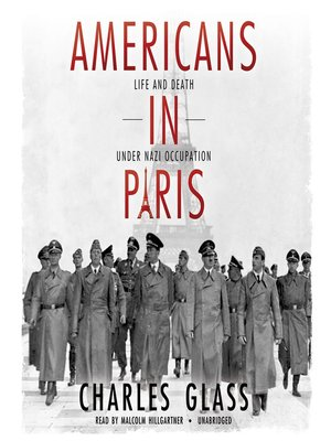 cover image of Americans in Paris