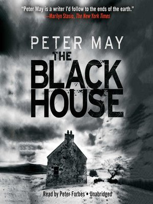 cover image of The Blackhouse