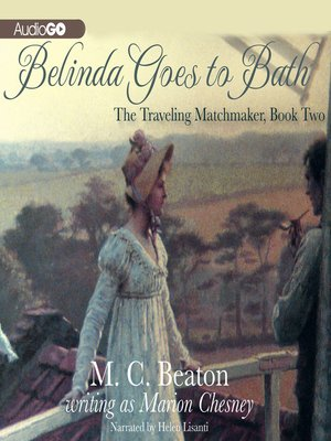 cover image of Belinda Goes to Bath