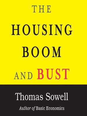 cover image of The Housing Boom and Bust