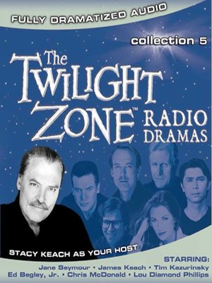 cover image of Twilight Zone Radio Dramas, Collection 5