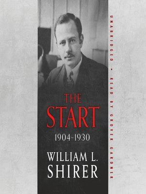cover image of The Start, 1904–1930