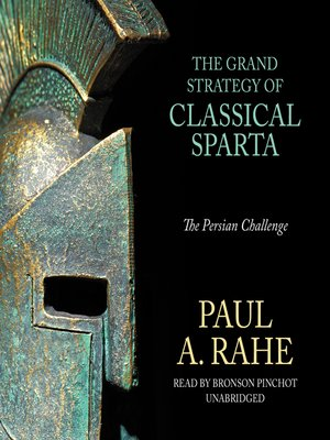 cover image of The Grand Strategy of Classical Sparta