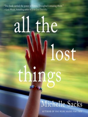 cover image of All the Lost Things