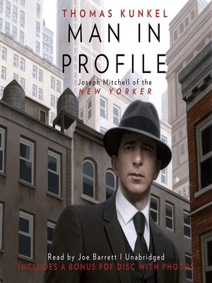 cover image of Man in Profile