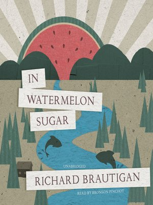 cover image of In Watermelon Sugar