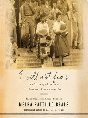 cover image of I Will Not Fear
