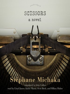 cover image of Scissors