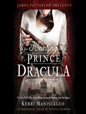 cover image of Hunting Prince Dracula