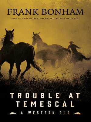 cover image of Trouble at Temescal