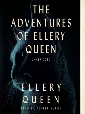 cover image of The Adventures of Ellery Queen