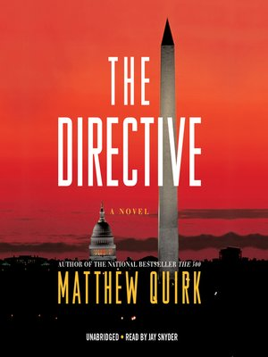 cover image of The Directive