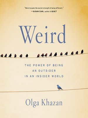 cover image of Weird