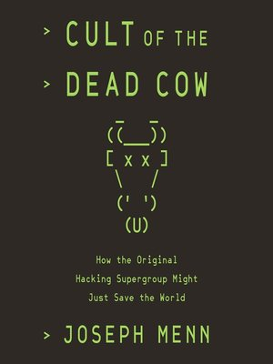 cover image of Cult of the Dead Cow