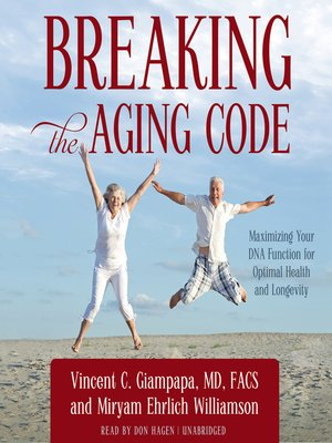 cover image of Breaking the Aging Code