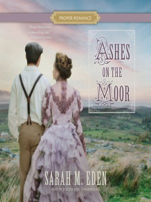 cover image of Ashes on the Moor