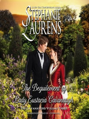cover image of The Beguilement of Lady Eustacia Cavanaugh