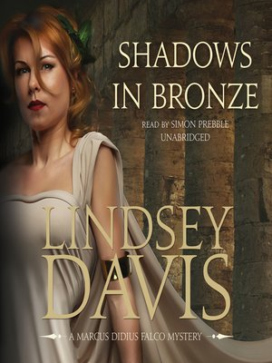 cover image of Shadows in Bronze