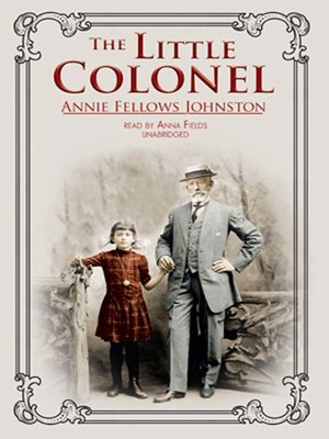 cover image of The Little Colonel