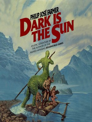 cover image of Dark Is the Sun