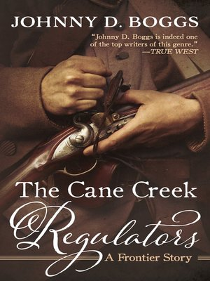 cover image of The Cane Creek Regulators