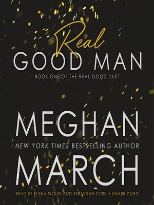 cover image of Real Good Man