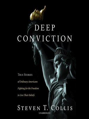 cover image of Deep Conviction