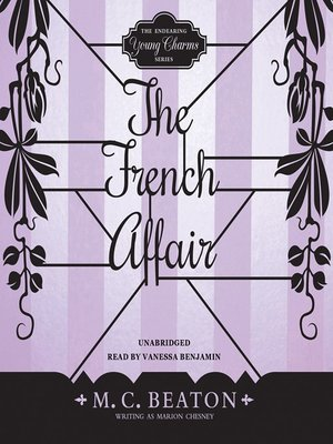 cover image of The French Affair