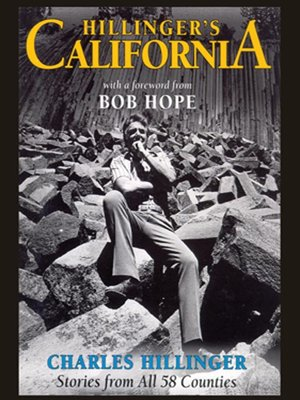 cover image of Hillinger's California