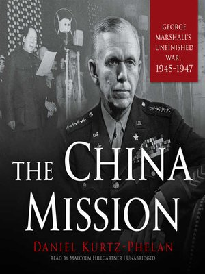 cover image of The China Mission