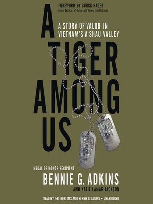 cover image of A Tiger among Us