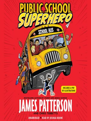 cover image of Public School Superhero