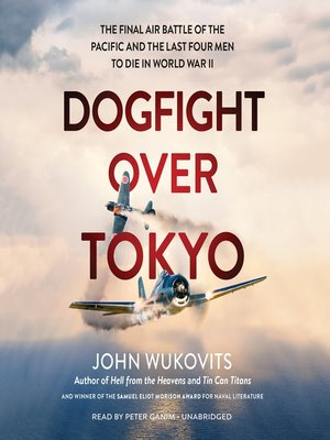 cover image of Dogfight over Tokyo