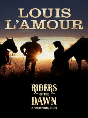 cover image of Riders of the Dawn