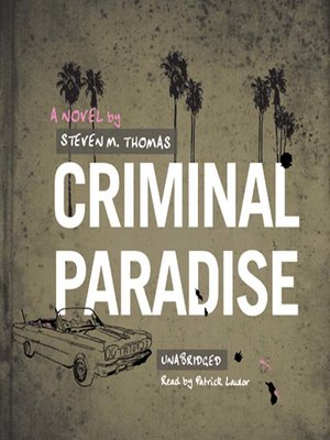 cover image of Criminal Paradise