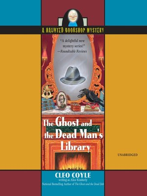 cover image of The Ghost and the Dead Man's Library