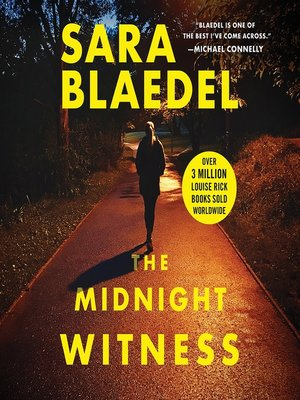 cover image of The Midnight Witness