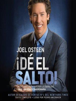 cover image of ¡Dé el salto!