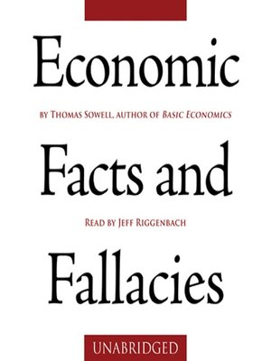 cover image of Economic Facts and Fallacies