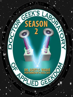 cover image of Doctor Geek's Laboratory, Season 2