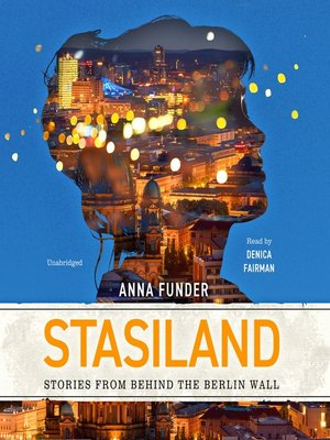 cover image of Stasiland